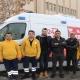 şehit ailelerine ve gazilere ücretsiz ambulans hizmeti